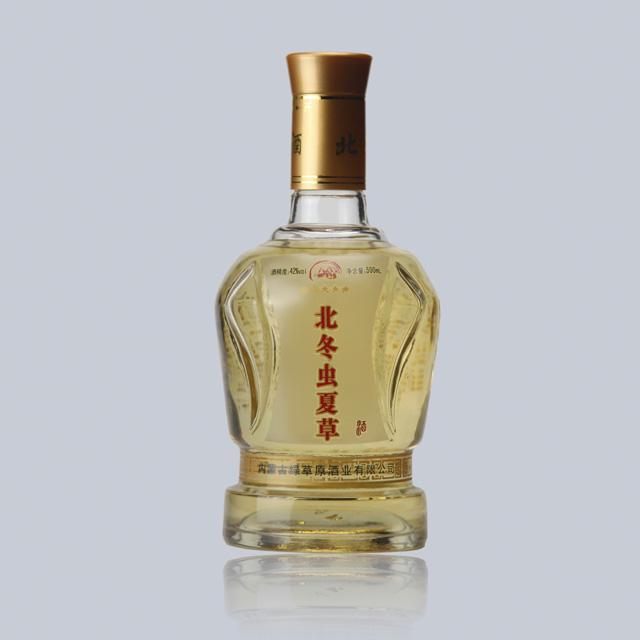 大瓶北冬虫夏草酒42°